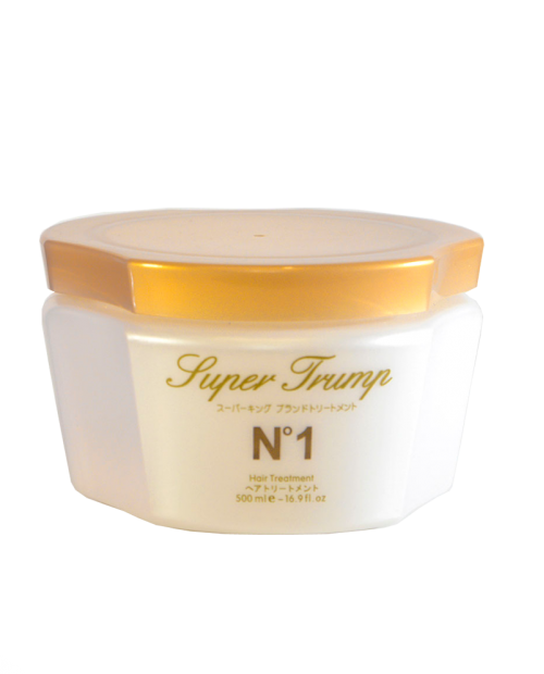 Q8 Super Trump number 1 Intensive Mask 500ml
